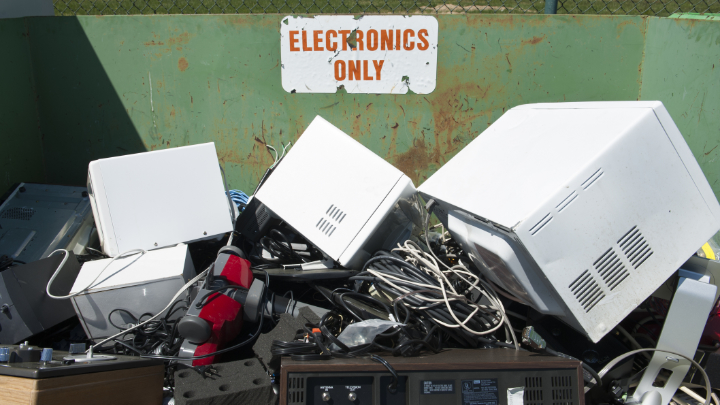 Is There Going to Be a Big Hole in History Where the 21st Century Was? Tech-dumpster