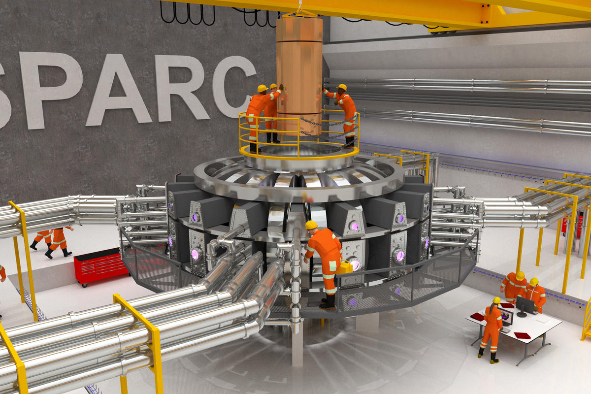 MIT launches multimillion-dollar collaboration to develop fusion energy