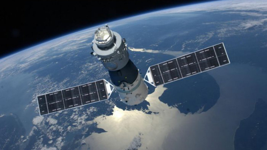Chinese Space Station Will Likely Fall To Earth This Weekend